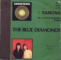 Cover The Blue Diamonds - Ramona [English]